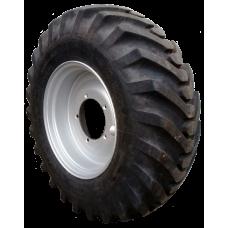 Колесо - диск с шиной 16.9-28 PR14 OZKA IND80 156А8  TL