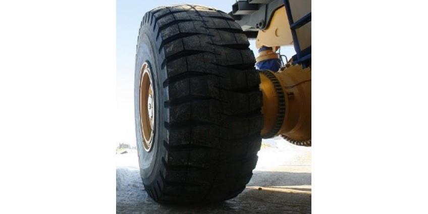 Самые большие шины для спецтехники